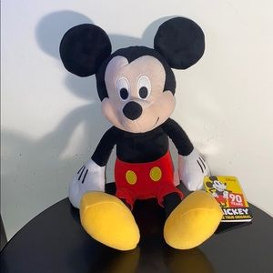 BNWT Disney's Mickey 90 years,True Original Plush